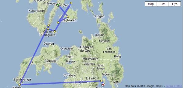 Visayas-Mindanao Backpacking Trip 16K Challenge 2011 - Travel Blog  Journal  Travelogue - TravBuddy - Google Chrome 5192013 22315 PM.bmp