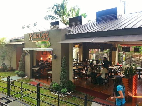Kata Cafe Facade