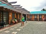 Inside Pacific Waves Inn