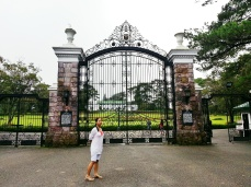 Mansion Gate