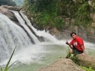 Tangadan Falls