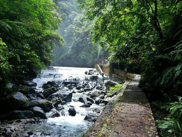 Way to Ditumabo Falls