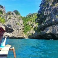Closing in: Tangke Lagoon