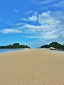 Bantigue Sandbar