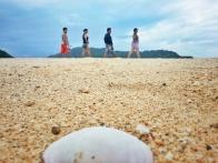 Group Pic at Bantigue Sandbar